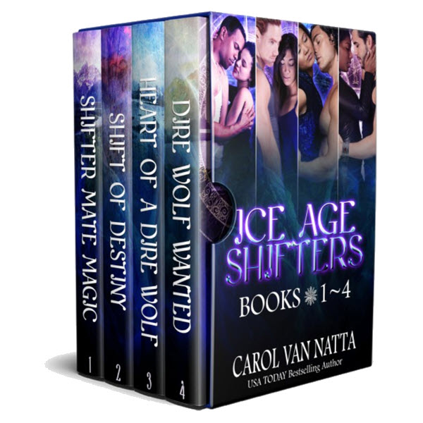 Ice Age Shifters Bools -4 for the Box Set Bonanza 2020