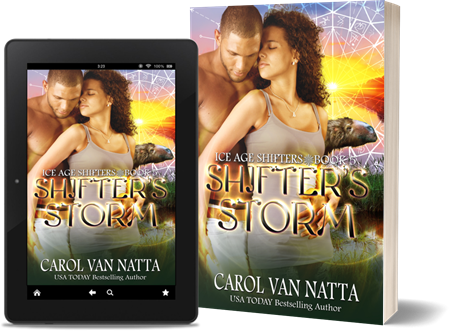 Shifters Storm is now in paperback