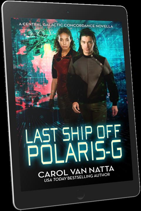 Last Ship Off Polaris-G e-book cover