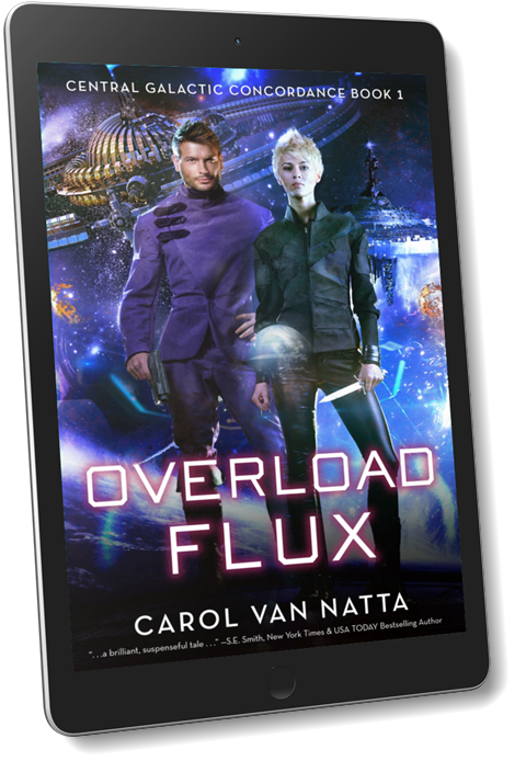 Overload Flux book cover