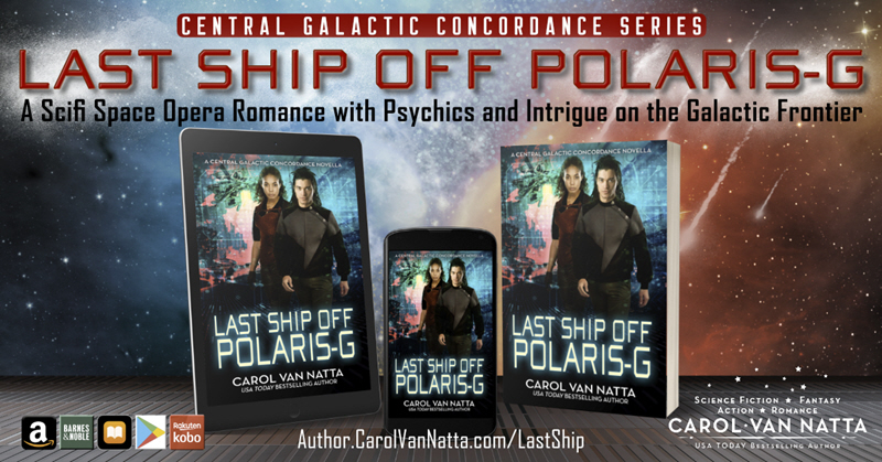 Last Ship Off Polaris-G in ebook and paperback