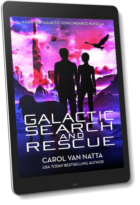 Galactic Search and Rescue ebook cover