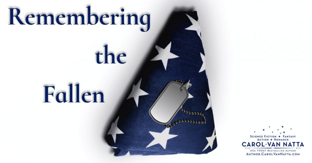 Remember the fallen who gave their all for us